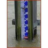 Waterstanden t.o.v. NAP (Rijkswaterstaat)